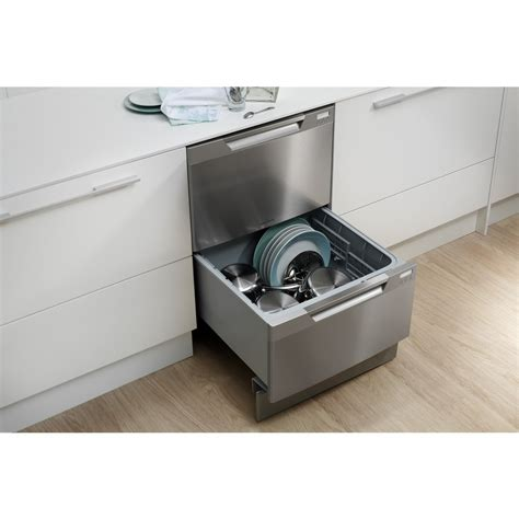 double drawer dishwasher uk fisher paykel dd60dchx7 buy this integrated dishwasher