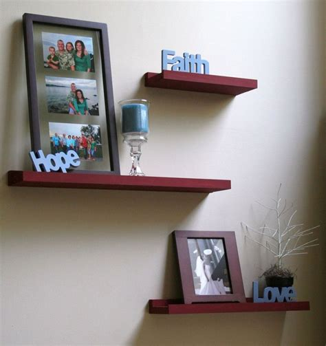 decorating with floating shelves 20 neat floating shelf decorating ideas