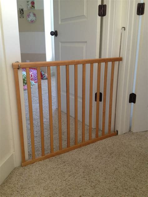 Cribs With Drop Sides by Took An Drop Side Crib And Made A Baby Gate Drop