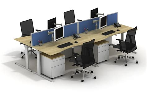 Office Desking Systems Office Furniture Glodnuts Ventures