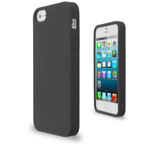 iphone 5g color silicone gel rubber soft skin cover accessory for apple iphone 5 5g ebay