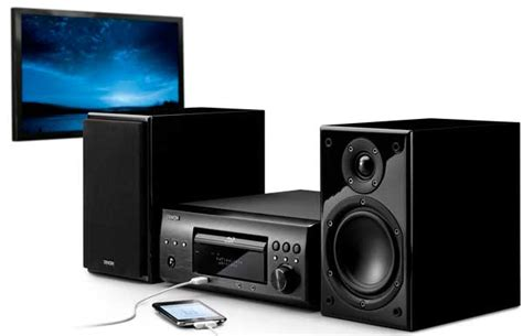 Home Theater Mini denon d x1000bd mini home theatre system