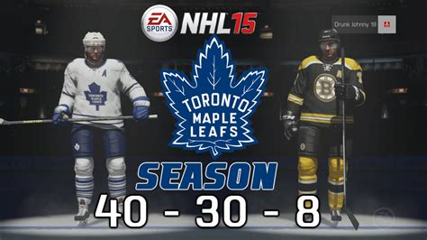 buy nhl toronto maple leafs nhl 15 toronto maple leafs season ep 63 quot boston bruins