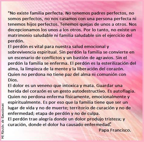 imagenes de reflexion por la familia reflexion del papa francisco sobre la familia perfecta jpg