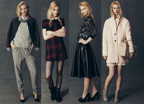 la ropa de moda en argentina en invierno otoo invierno cat 225 logo primark oto 241 o invierno 2013 2014 looks y ropa de