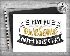 printable christmas cards for boss boss s day 10 sure fire measures to become the boss s