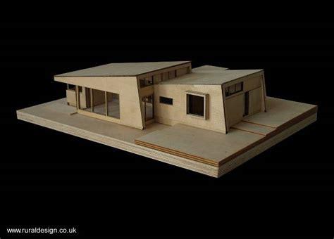 como hacer maquetas de madera como hacer maqueta de casa en madera moderna casa de