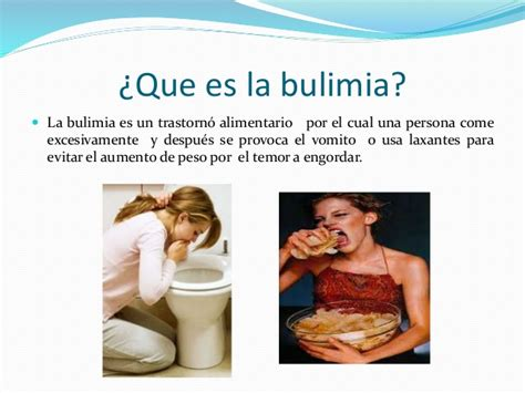 tipos de bulimia causas de la bulimia consecuencias de la la bulimia rosenda