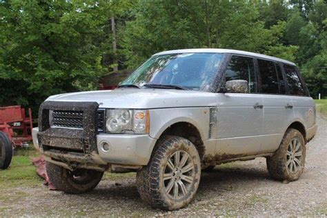2000 land rover lifted lifted range rover