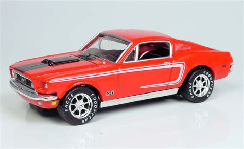 mb298 68 ford mustang cobra jet