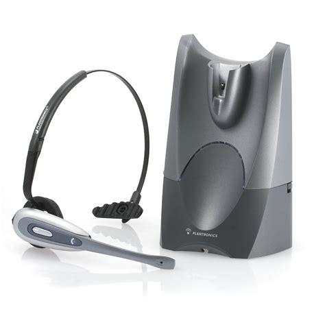 Headset Plantronics plantronics cs50 wireless headset at headsets