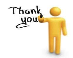 Thank You Animated Templates For Powerpoint | thank you animated clip art clipart panda free clipart
