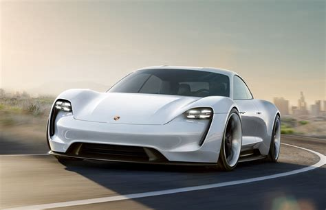 porsche mission e all the buzz on porsche mission e ferrvor
