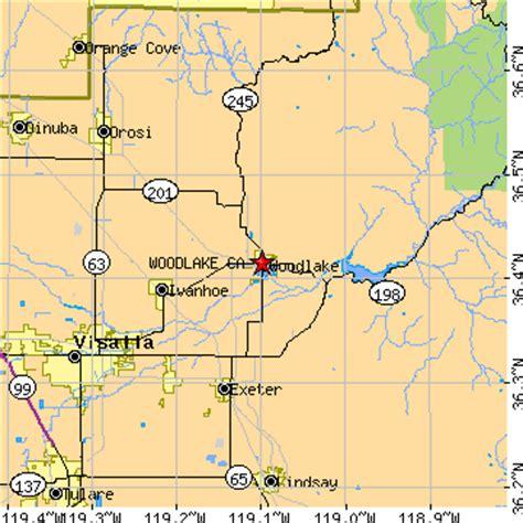 woodlake california map woodlake california ca population data races