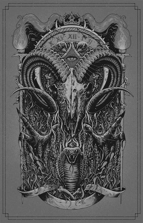 Les 120 meilleures images du tableau Baphomet, Devil