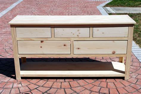 white dresser with open shelves ana white dresser with open bottom shelf for changing