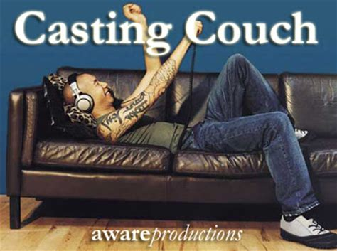 couch productions aware productions february 2008