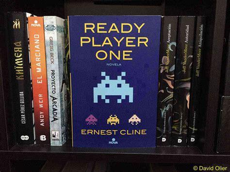 libro ready player one recomendaci 243 n libro ready player one ba k