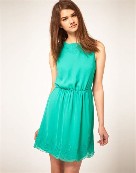 imagenes de vestidos verdes cortos vestidos verde agua 191 ya tienes el tuyo moda femenina
