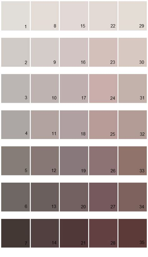 sherwin williams fundamentally neutral house paint colors palette 01 paint colors