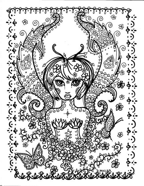 Instan Butterfly instant butterfly coloring pages 5 you by
