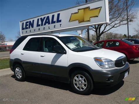 buick rendezvous 2004 2004 buick rendezvous pictures information and specs