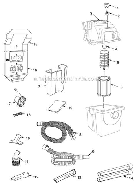 Ridgid WD55000 Parts List and Diagram : eReplacementParts.com