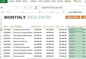 sales forecast report template monthly sales report and forecast template for excel