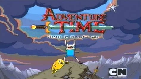 theme song adventure time adventure time intro ending theme danish version youtube