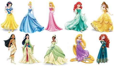 pictures of cartoon princess free download clip art