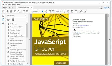 javascript untuk pemula pdf contoh daftar isi buku apexwallpapers com