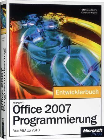 Microsoft Windows 7 Kaufen 736 microsoft office 2007 programmierung das entwicklerbuch