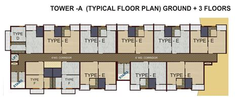 typical floor plans of apartments 100 typical floor plans of apartments 2 bhk for sale