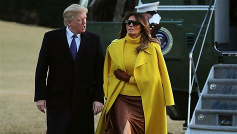 donald s alleged lover melania is unhappy with after
