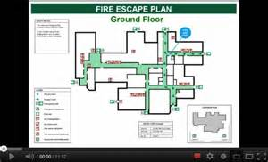 fire escape plans