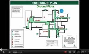 Easy Online Floor Plan Maker fire escape plans
