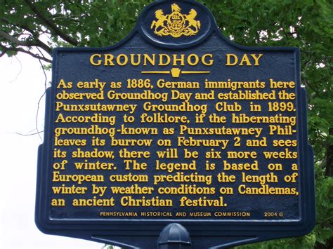 groundhog day history adventures of a home school 6 more weeks of winter