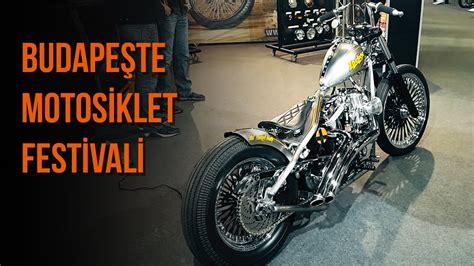 budapeste custom motosiklet festivali  youtube