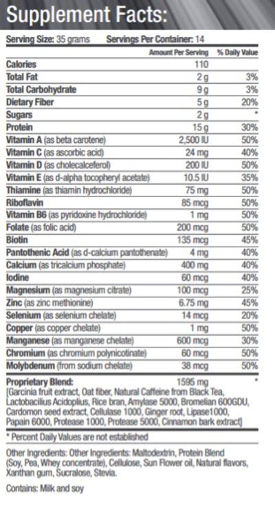 thrive w supplement how much caffeine is in thrive supplements fitness