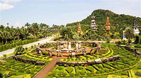 Nong Nooch Botanical Garden Pattaya Nong Nooch Tropical Botanical Garden Klook