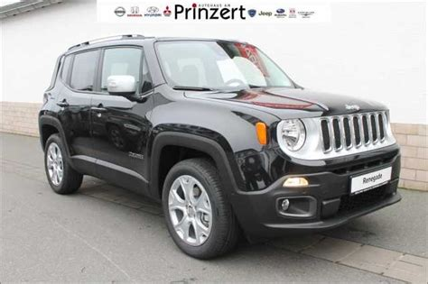 black jeep renegade jeep renegade carbon black metallic zu verkaufen