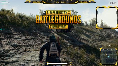 discord overlay pubg overlay twitch chat