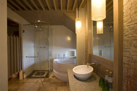 corner bathtub design ideas splendid glass shower enclosure design with fascinating