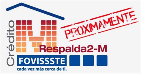 respalda2 fovissste credito hipotecario cr 233 dito respalda2 m fovissste