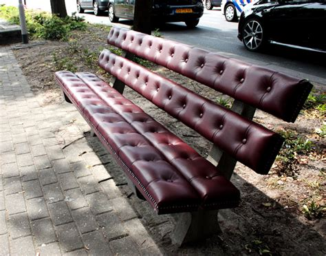 public park benches chesterfield park bench by joost goudriaan