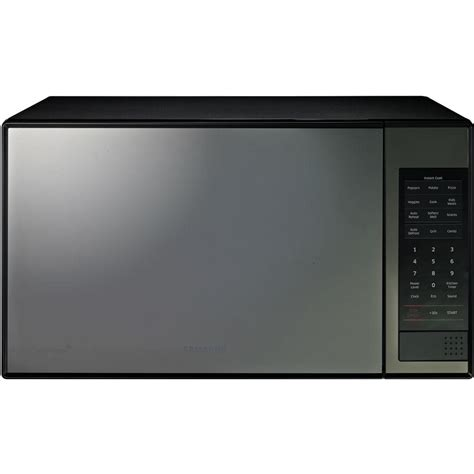 Samsung Stainless Steel Countertop Microwave by Samsung 1 4 Cu Ft Countertop Microwave In Stainless