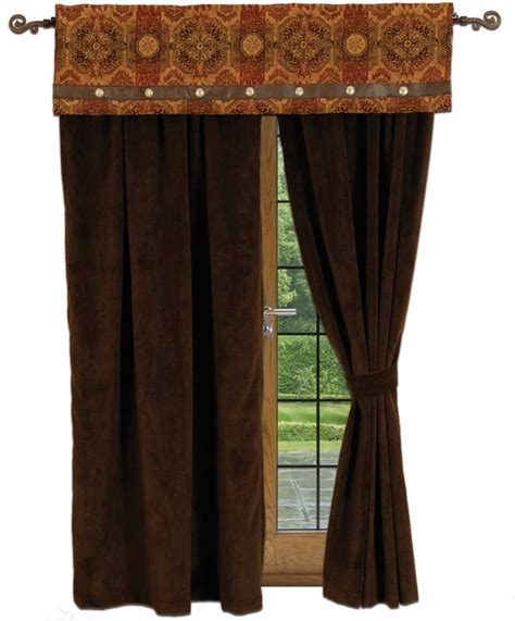 southwestern curtains drapes 17 best images about window treatments on pinterest