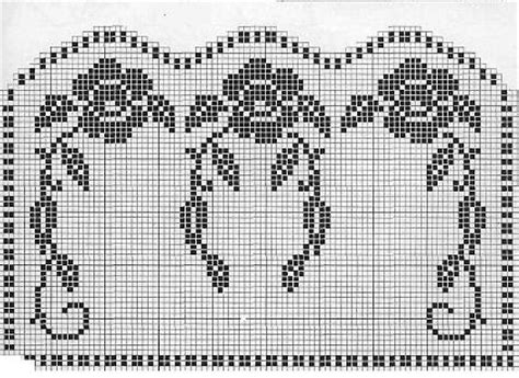 filet crochet name pattern generator free filet crochet patterns charts easy crochet patterns
