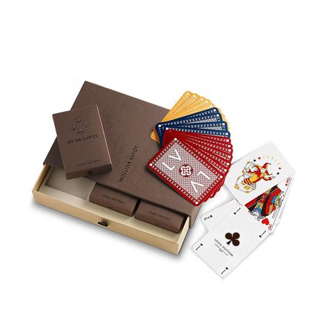 card accessories card deck accessories louis vuitton