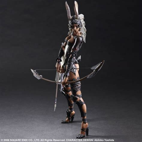 fran final fantasy 12 play arts kai final fantasy fran and noctis the toyark